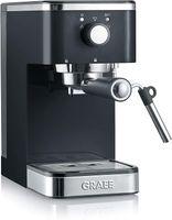 GRAEF ES 403 Salita Siebträger-Espressomaschine rot, Farbe:Schwarz