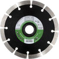 LUKAS 1 x Diamanttrennscheibe Blue Cut S10 für Stein/Beton/Asphalt Ø 125 mm für Winkelschleifer
