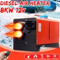 8KW 12V Diesel Air Heizung LCD für Heater Luftheizung Standheizung