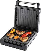 GEORGE FOREMAN Kontaktgrill Smokeless 28000-56 Sandwich Panini Maker Tischgrill