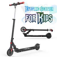 Elektroroller Scooter-Elektroscooter-kickscotter-150 Watt Motor - Max 18 km/h - max 12 Km Reichweite - Nur 8.4 Kg Gewicht - E-Scooter für Kinder