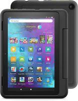 Amazon Fire HD 8 Kids Pro Tablet 20,3 cm (8 Zoll) HD Display, ab 6 Jahren, 32 GB Speicher, kindgerechte Hülle in Schwarz