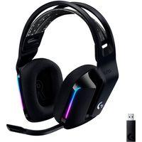 Logitech G733 LIGHTSPEED Wireless RGB Gaming Headset Schwarz