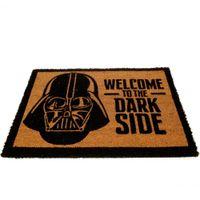 Star Wars The Dark Side Fußmatte TA193 (Einheitsgröße) (Braun)