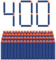 400 Pcs Clip Nachfüll Darts Pfeile für elite Clip Blaster Spielzeug Geschenk für NERF N- Strike