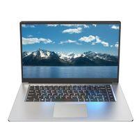 15,6 Zoll Laptop, Ultra dünn,4 GB + 64 GB, Kamera aktiviert, WIFI, 6000-mAh-Akku, EU-Stecker