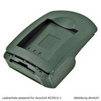 AccuCell Ladeschale passend für Samsung Akku IA-BP105R, IA-BP210R, IA-BP210E, IA-BP420E