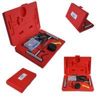 Reifen-Reparatur-Set Reparatur Werkzeug Flickzeug  ROT TEK-046 KFZ Reifen