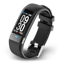 Smartband Smartwatch Schrittzähler Fitness Gesundheit Pulsuhr Armband Jogging