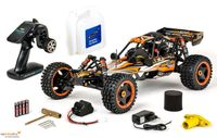 Carson 1:5 RC Wild GP Attack 2.4G RTR Offroad Großmodell 2WD Buggy Verbrenner