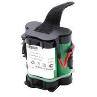 INTENSILO Akku kompatibel mit Gardena R38Li, R40Li, R45Li, R50Li, R70Li, R75Li, R80Li, 124562  Rasenroboter Rasenmäher (2500mAh, 18V, Li-Ion)