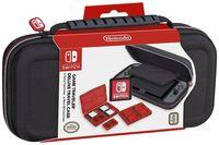 BigBen Nintendo Switch Travel Case NNS40 (Transporttasche inkl. 2x 4-Spiele-Game-Boxen, 2x 2-Micro-SD-Card-Boxen)