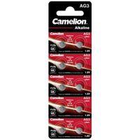 Camelion Knopfzelle LR41 10er Blister