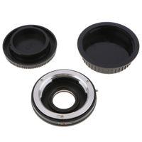 Für Minolta MD MC auf Canon EOS EF 70D 6D 5D III Kameras Objektiv Ring Adapterring Objektivadapter Adapter-Objektivanschluss