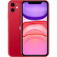 Apple iPhone 11            128GB (PRODUCT)RED           MHDK3ZD/A