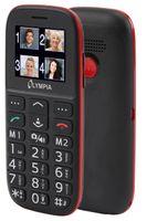 OLYMPIA Bella Senioren Mobiltelefon, Handy große Tasten, Bluetooth, Ladestation