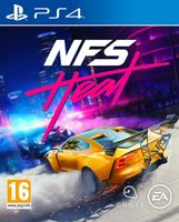 Sony Need for Speed: Heat, PS4, PlayStation 4, Multiplayer-Modus, T (Jugendliche)