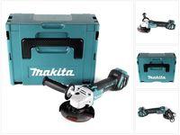 Makita DGA 511 ZJ Akku Winkelschleifer 18V 125mm Brushless Solo + Makpac - ohne Akku, ohne Ladegerät