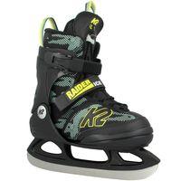K2 Kinder-Schlittschuhe Jungen RAIDER ICE green_yellow Größe 35 - 40