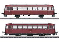 Märklin H0  39978 Triebwagen Baureihe VT 98.9 Schienenbus-Motorwagen Baureihe VT 98.9 und Schienenbus-Steuerwagen Baureihe VS 98