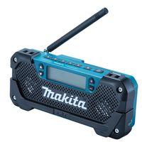 MAKITA 12V Baustellenradio ohne Akku und Ladegerät DEAMR052