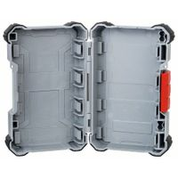 Bosch Professional Impact Kassette L, Leere Box Koffer für Bits Bohrer, Pick & Click