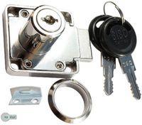 Möbelschloss Schubladenschloss Schrankschloß gleichschliessend SISO CL- X-850