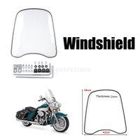 Motorrad Motorrad Roller Clear Windschutzscheibe Windschutzscheibe Windabweiser