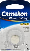 Camelion - CR1620 - 3 Volt 75mAh Lithium