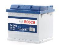 Autobatterie BOSCH 12 V 52 Ah 470 A/EN 0 092 S40 020 L 207mm B 175mm H 190mm NEU