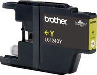 Brother LC1240Y Druckerpatrone gelb