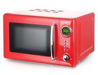 Mikrowelle Retro Design Emerio MW-112141 rot