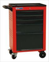 ADB Werkstattwagen BASIC leer rot mit 5 Schubladen