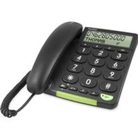 Doro Phone EASY 312 CS Telefon, Rufnummernanzeige, Freisprechfunktion