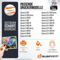 Toner kompatibel für Samsung CLT-K404S/ELS CLT-404S für Xpress C430 C430W C480 C480FN C480FW C480W 1500 Seiten Schwarz Black