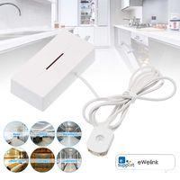 eWeLink 433MHz Funk-Wassertauchmelder Wassertauch-Induktionsalarmmelder