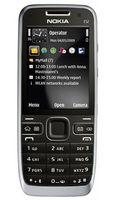 "Nokia E52, 6,1 cm (2.4""), 240 x 320 Pixel, TFT, 16 GB, 1024 MB, 4x"