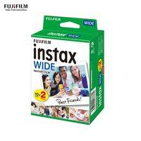 Fujifilm Instax WIDE-Kamera-Sofortbild-Fotopapier für Fujifilm Instax WIDE300, 20 Blatt