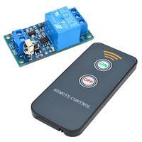 1 stück relais module , 1 Stück Fernbedienung , Mehrfarbig wie beschrieben 24V 2 Key Remoter