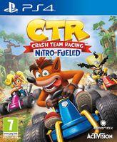 Crash-Team-Rennen mit Nitro-Kraftstoff Jeu PS4