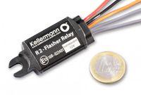 Kellermann Blinkrelais R2, 12 Volt lastunabhängig, ruhige Blinkfolge 75/min