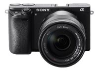 Sony Alpha 6300 Kit schwarz + SEL 16-70