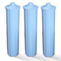 3x Delfin Filter AF01 alternativ für Jura ´ Blue 67007 71311 71312 ENA