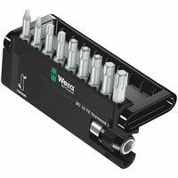 Wera 050-56164001 10-tlg TORX® Bit-Set mit Universalhalter (1 Set)