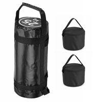 Meco 25kg Power Bag Premium Fitness Sandsack Gewichtheben Training Bag für Functional Fitness Gewichtssack