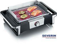 Severin Barbecue-Grill PG 8112 Farbe: Schwarz