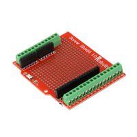 Proto Schrauben Schild Erweiterungs Brett Prototyping PWB Modul für Arduino UNO R3