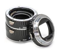 Automatik Zwischenringe 3-teilig 31mm, 21mm & 13mm fuer Makrofotographie passend zu Canon EF / EF-S