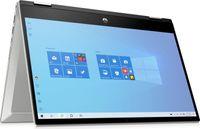 HP Pavilion x360 14-dw1657ng DDR4-SDRAM Notebook 35,6 cm (14 Zoll) 1920 x 1080 Pixel Touchscreen Intel® Core™ i5 Prozessoren der 11. Generation 16 GB 512 GB SSD Wi-Fi 5 (802.11ac) Windows 10 Home Silber