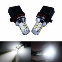 2x P13W PSX26W 9 SMD 8W LED Birne Nebelscheinwerfer Tagfahrlicht für Audi A4 B8 Q5 Mazda CX-5 Mercedes Benz W212 C207 A207